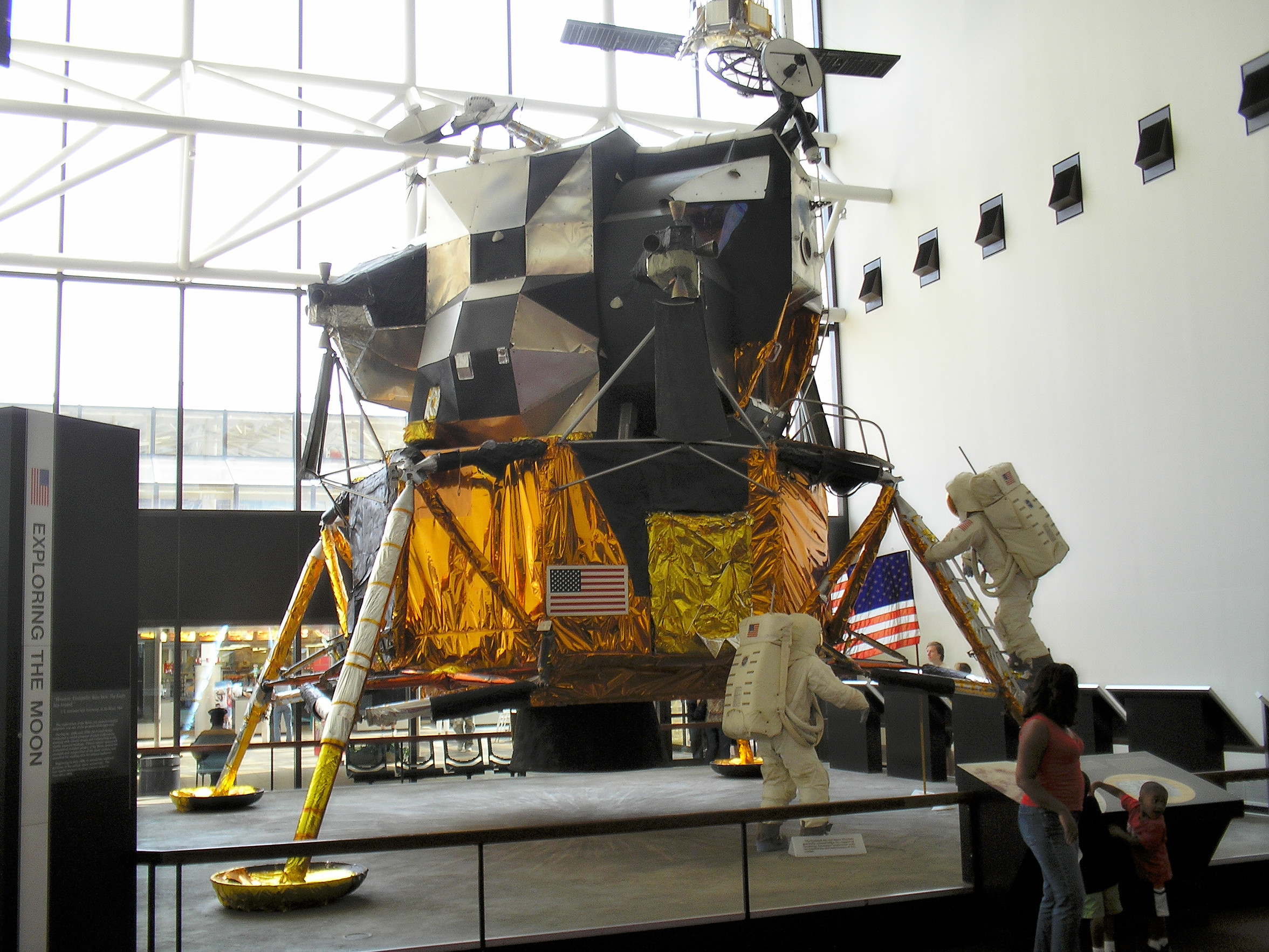 washington space museum apollo - photo #35