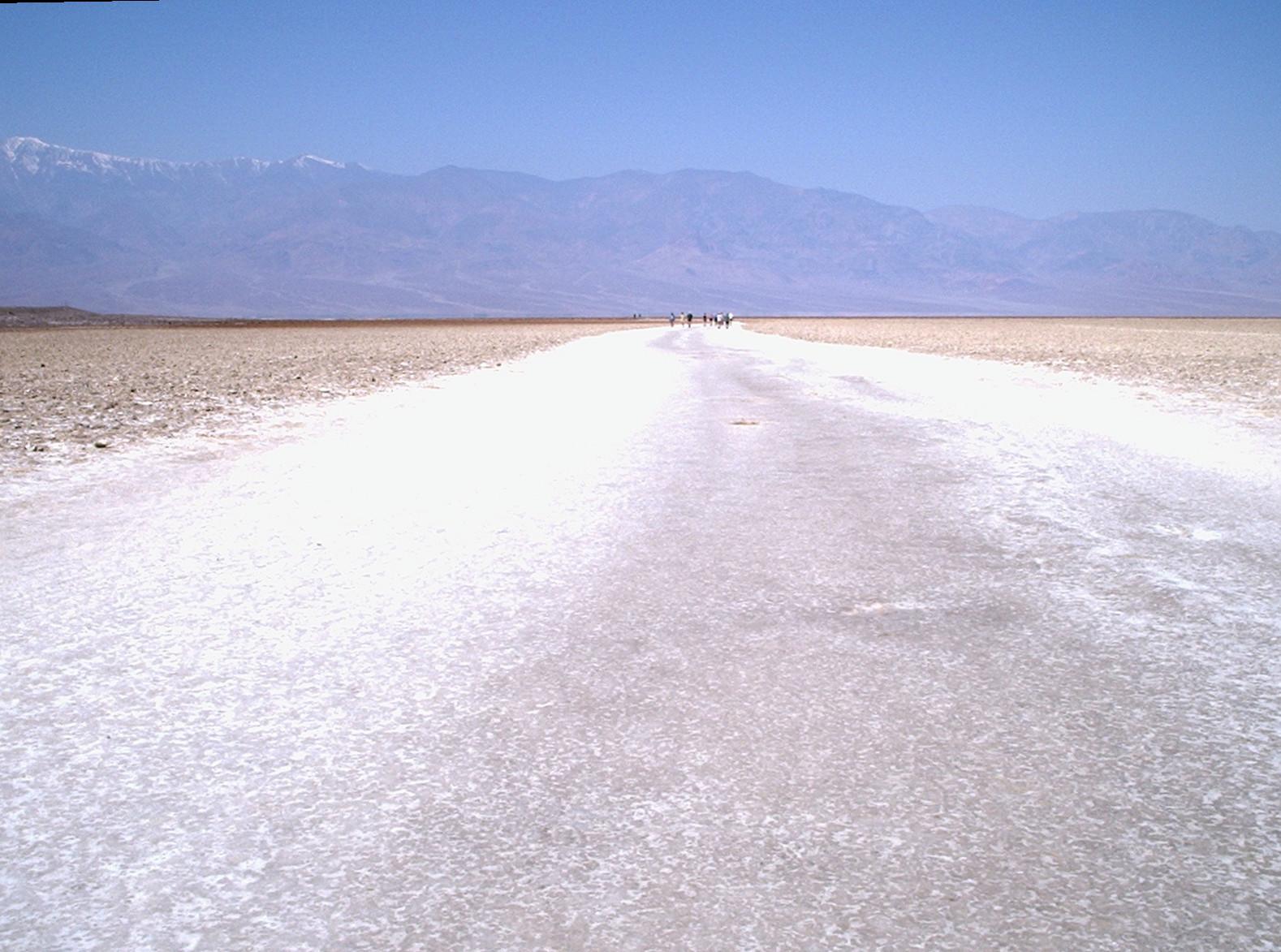 Baja California; Death Valley; California State Capitol ...