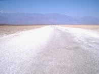 423916522 Death Valley, Badwater Basin salt flats